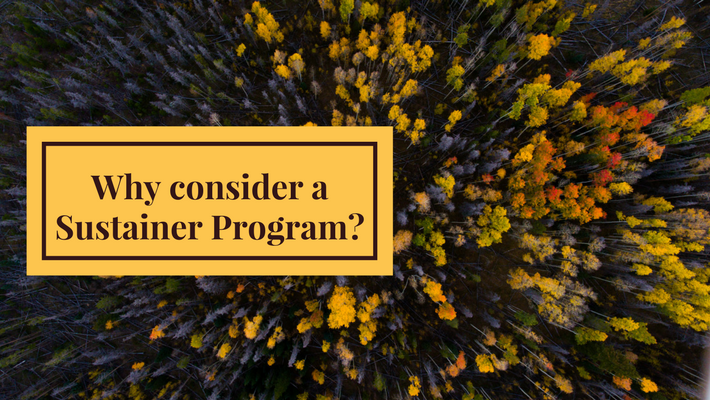 Sustainer Program