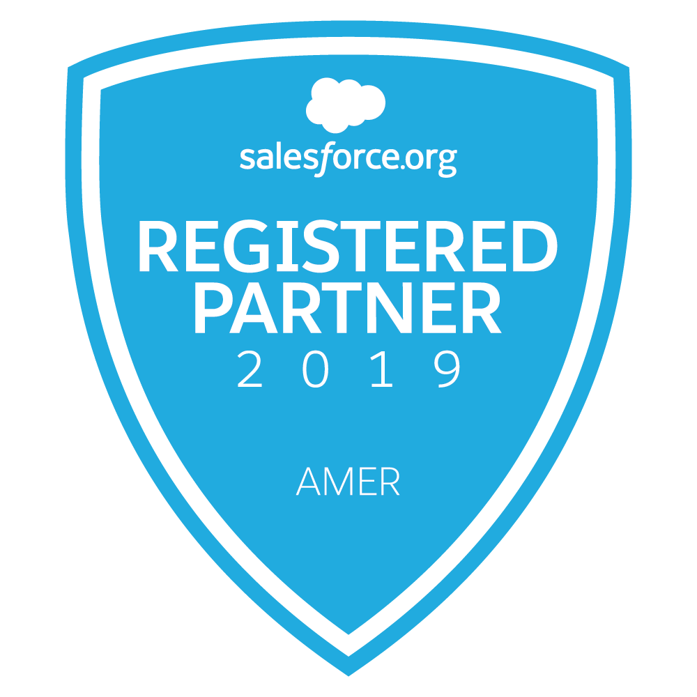 2019 Salesforce.org Registered Partner