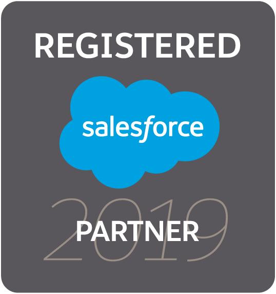 2019 Salesforce.com Registered Partner